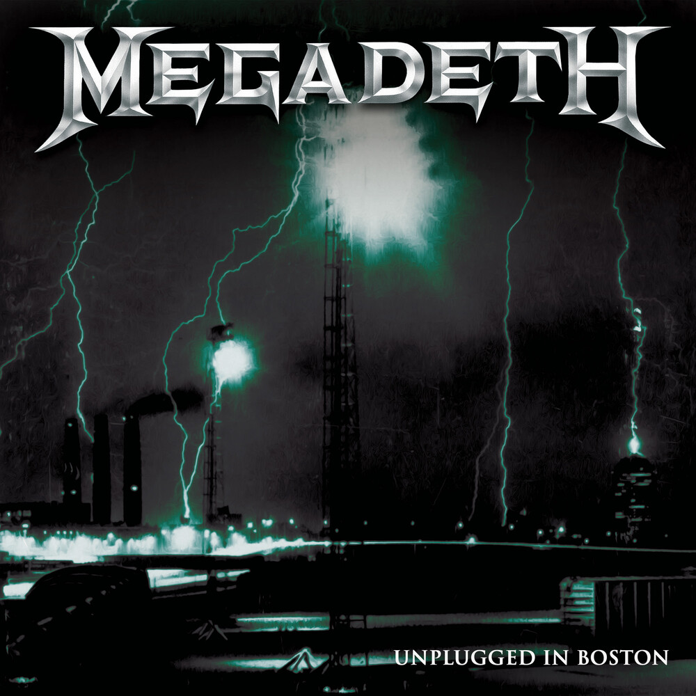 Megadeth - Unplugged In Boston [Colored Vinyl]