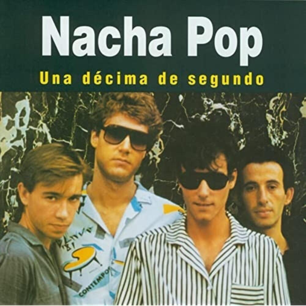 Nacha Pop - Una Decima (incl. CD)