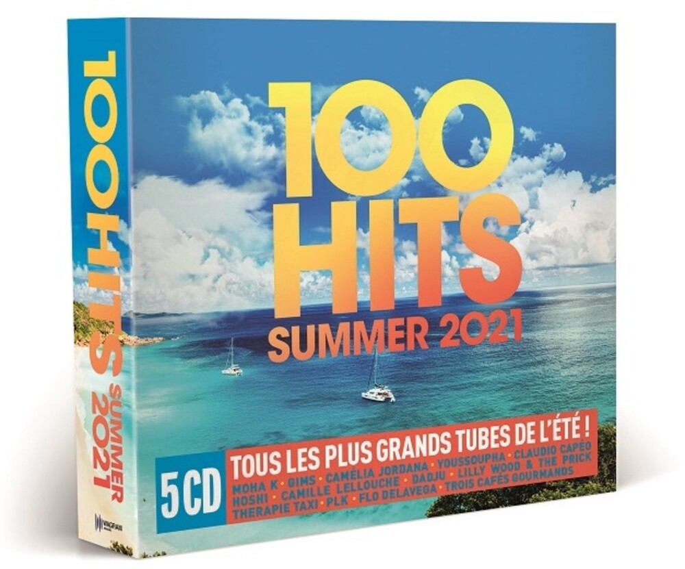 Various Artists - 100 Hits Summer 2021 / Various