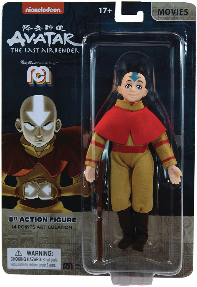 - Mego Avatar The Last Air Bender 8in Af (Afig)