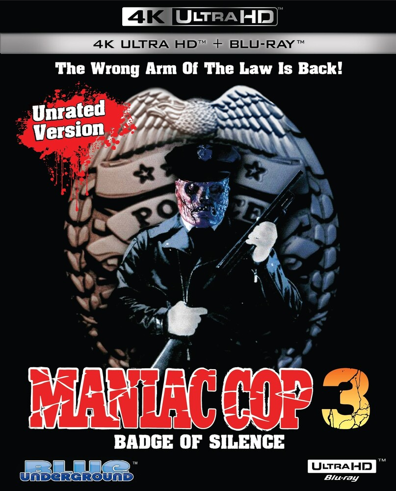 Theodore Raimi - Maniac Cop 3: Badge Of Silence