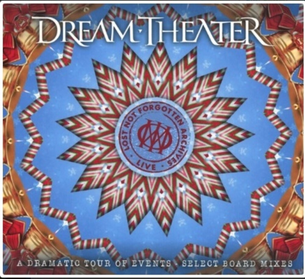 Dream Theater - Lost Not Forgotten Archives: Images and Words-Live in Japan [Import Transp. Coke Bottle Green 2LP]