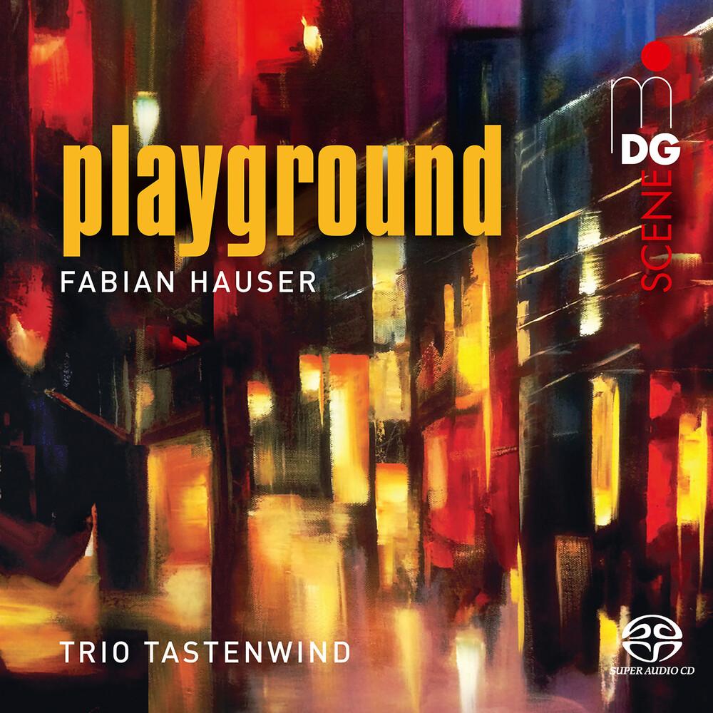 Hauser / Hauser / Trio Tastenwind - Playground (Hybr)