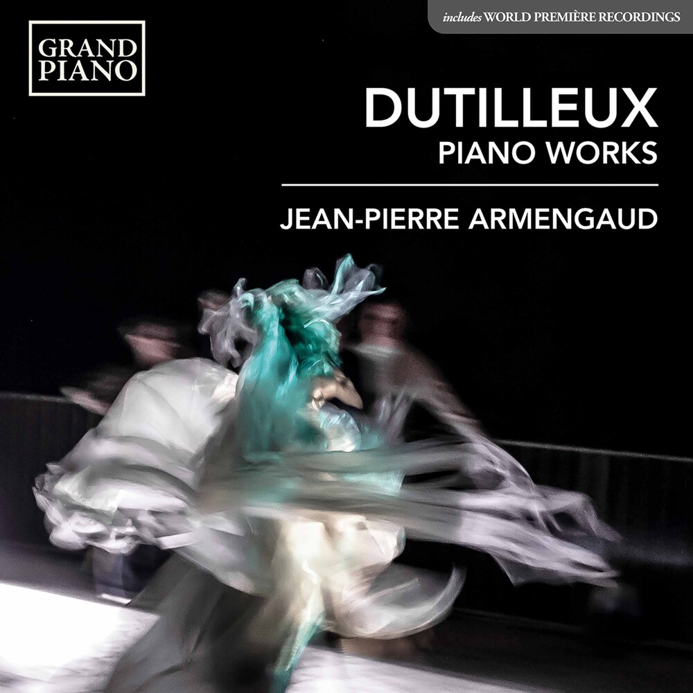 Dutilleux / Armengaud - Piano Works