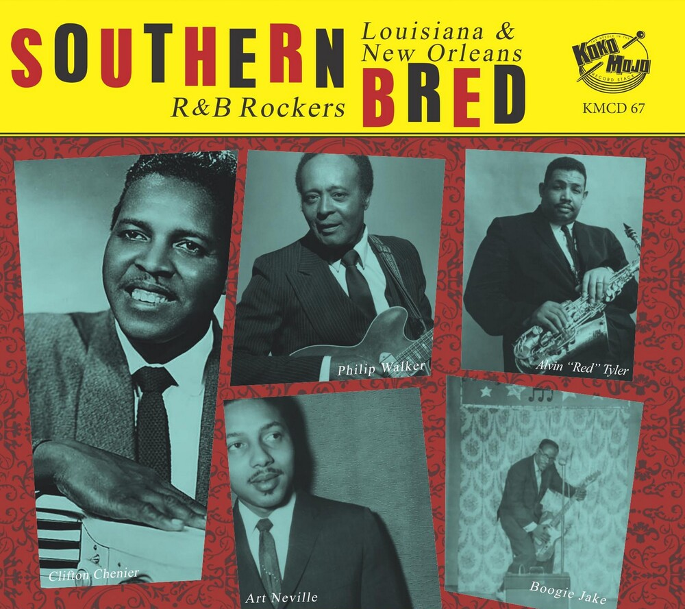Southern Bred 17: Louisiana & New Orleans / Var - Southern Bred 17: Louisiana & New Orleans / Var