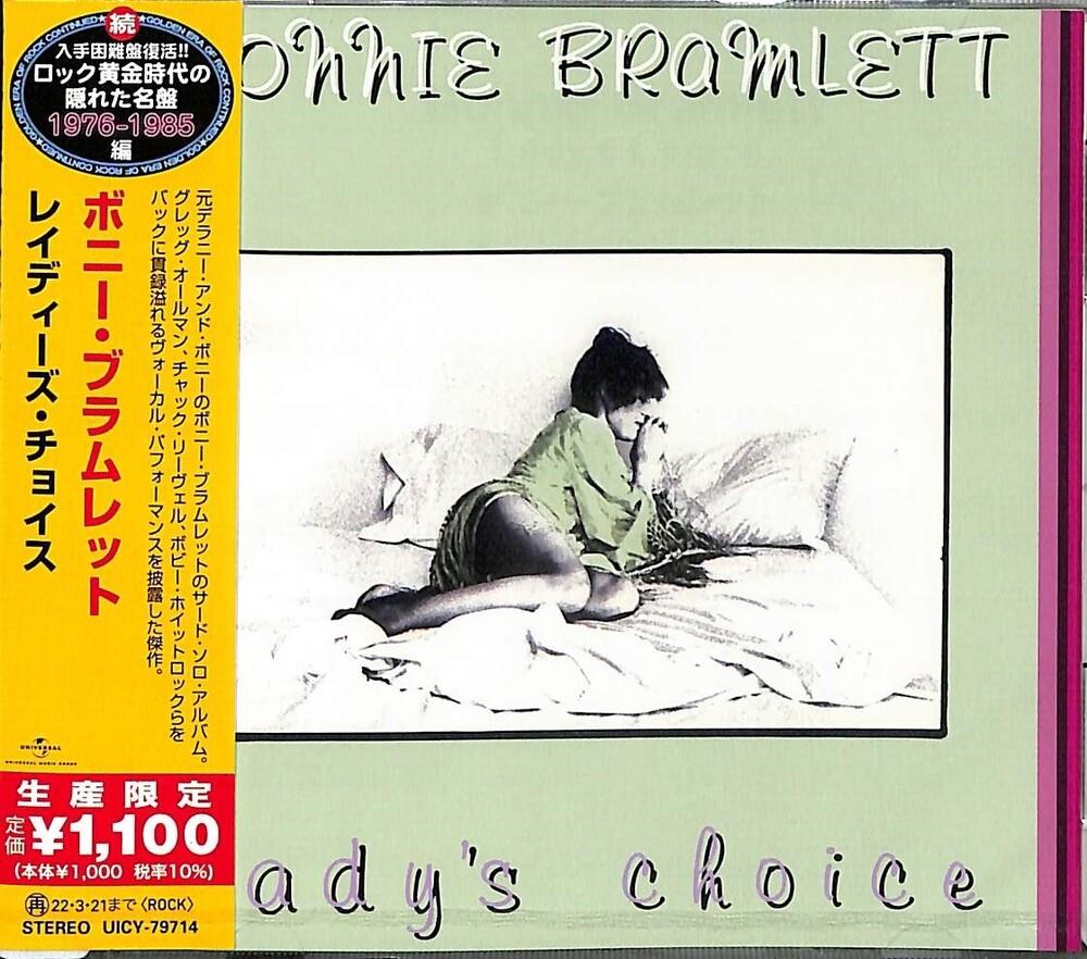 Bonnie Bramlett - Lady's Choice [Limited Edition] (Jpn)
