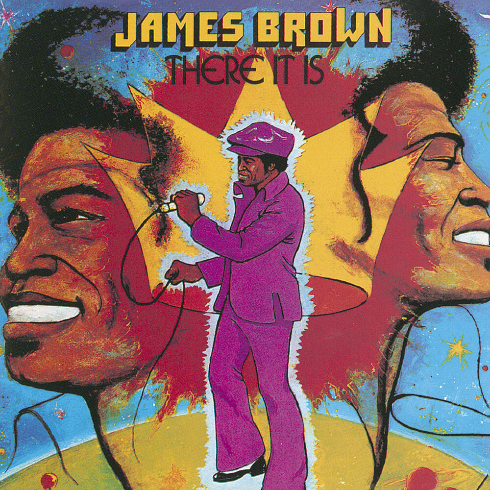 James Brown - There It Is (Hol)
