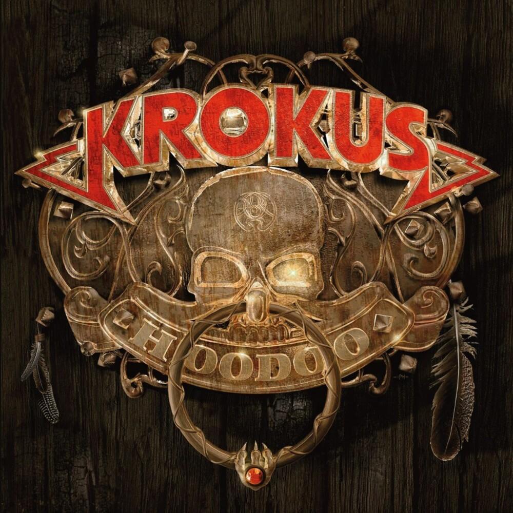 Krokus - Hoodoo (Blk) [Colored Vinyl] (Gol) [Limited Edition] [180 Gram] (Hol)