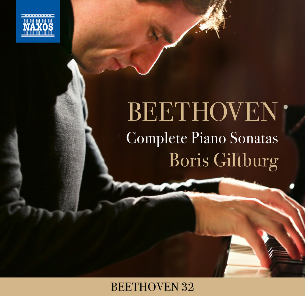 Beethoven / Giltburg - Complete Piano Sonatas (Box)