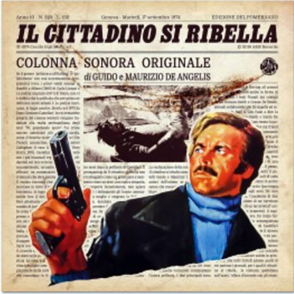 De Guido Angelis  / De Angelis,Maurizio (Cvnl) - Il Cittadino Si Ribella / O.S.T. [Clear Vinyl] [Limited Edition]