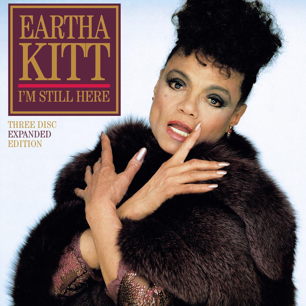 Eartha Kitt - I'm Still Here / Live In London (Uk)