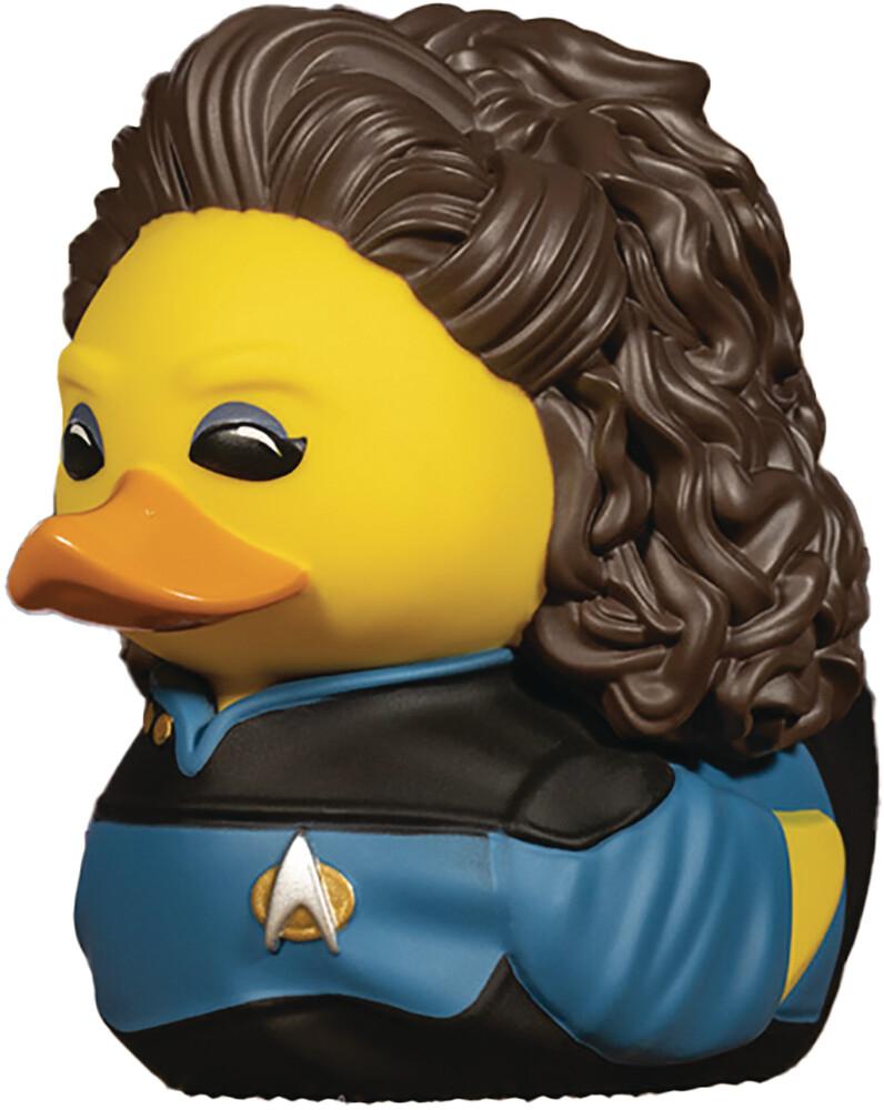 Tubbz - Tubbz Star Trek Next Gen Deanna Troi Cosplay Duck