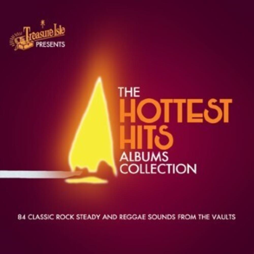 Treasure Isle Presents The Hottest Hits Albums - Treasure Isle Presents The Hottest Hits Albums
