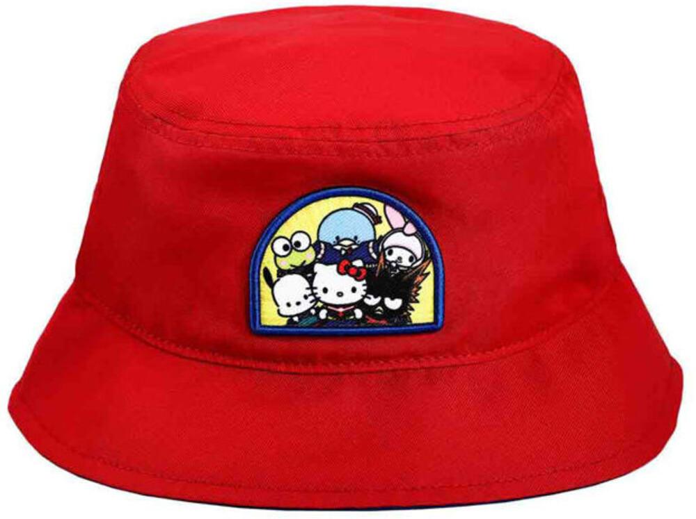 My Hero Academia X Sanrio Bucket Hat - My Hero Academia X Sanrio Bucket Hat (Hat) (Mult)