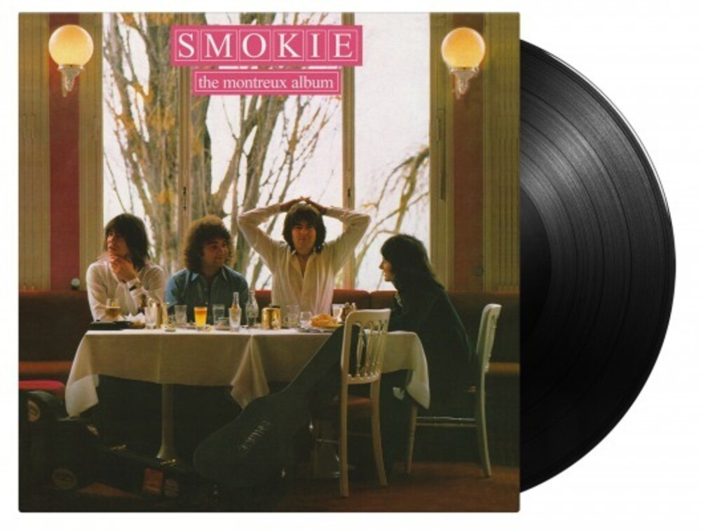 Smokie - Montreux Album (Blk) [180 Gram] (Exp) (Hol)