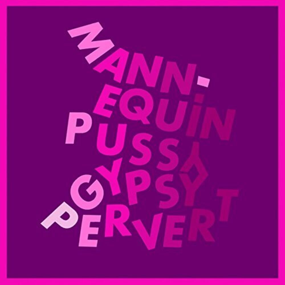 Mannequin Pussy - Gp [Vinyl]