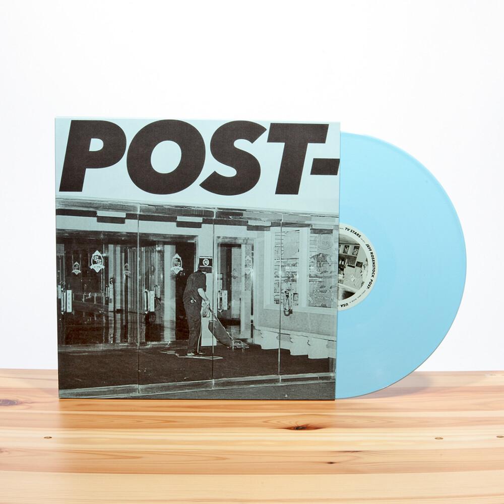 Jeff Rosenstock - Post- [Colored Vinyl] [180 Gram] [Download Included]