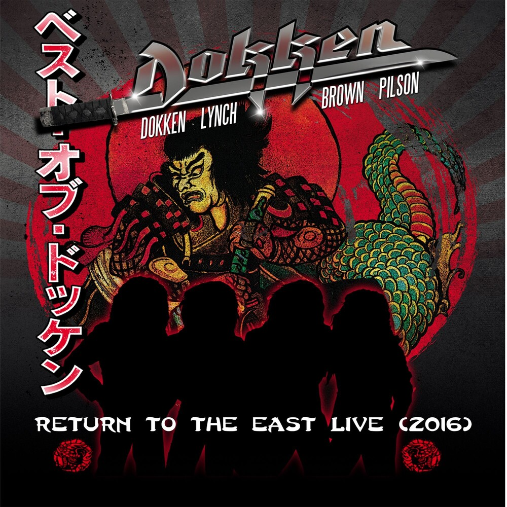 Dokken - Return To The East Live 2016 [LP]
