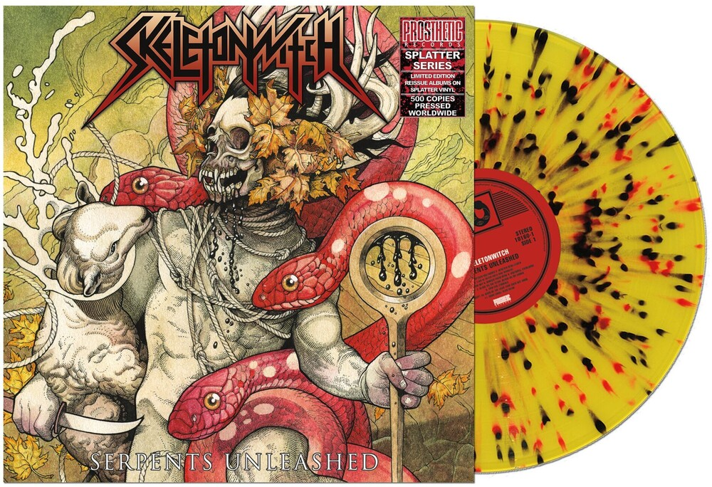 Skeletonwitch - Serpents Unleashed [LP]