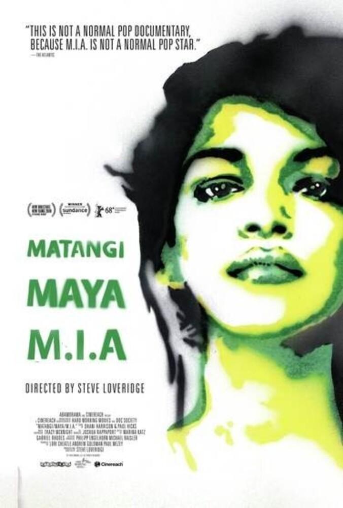 M.I.A. - Matangi / Maya / M.I.A.