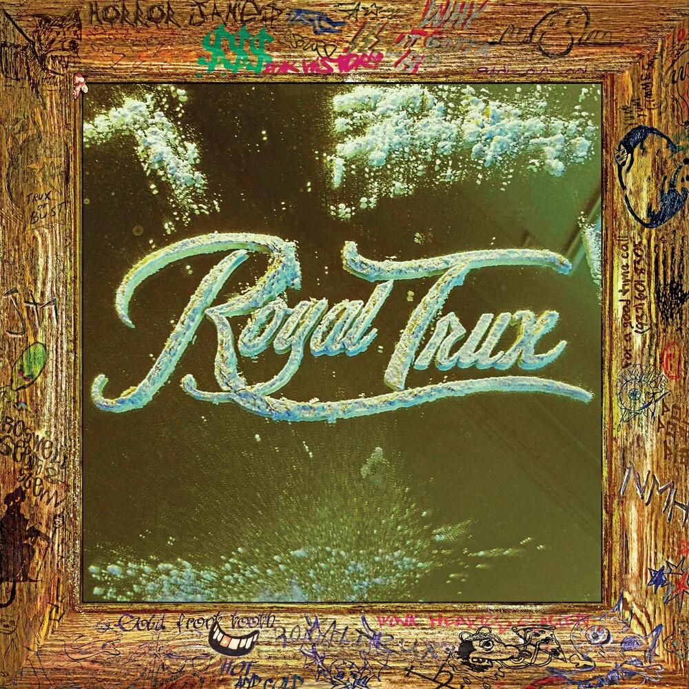Royal Trux - White Stuff [Indie Exclusive Limited Edition Pizza Color LP]