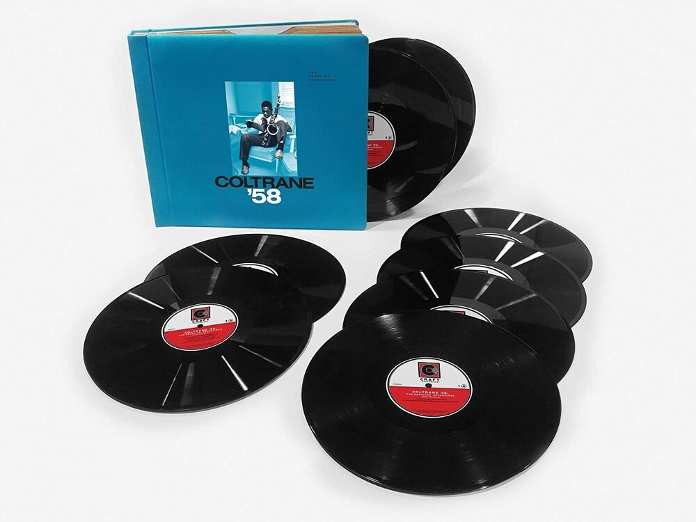 John Coltrane - Coltrane '58: The Prestige Recordings [LP Box Set]