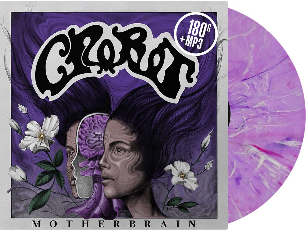 Crobot - Motherbrain [Pink Purple Marble LP]