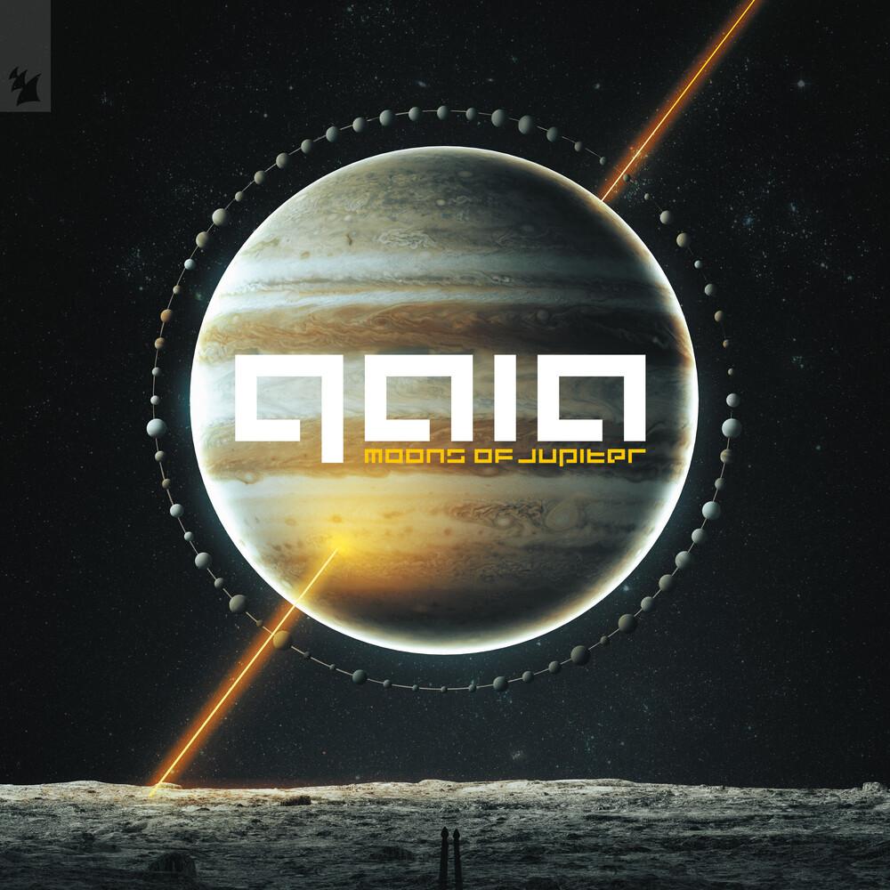 Gaia Van Armin Buuren / De Goeij,Benno - Moons Of Jupiter