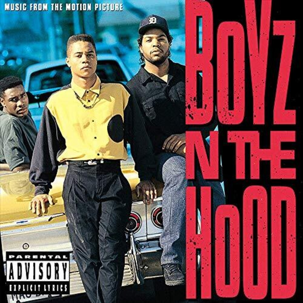 Various Artists - Boyz N The Hood [Translucent Blue Soundtrack 2LP]