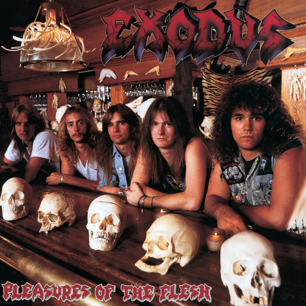 Exodus - Pleasures Of The Flesh [Indie Exclusive Limited Edition LP]
