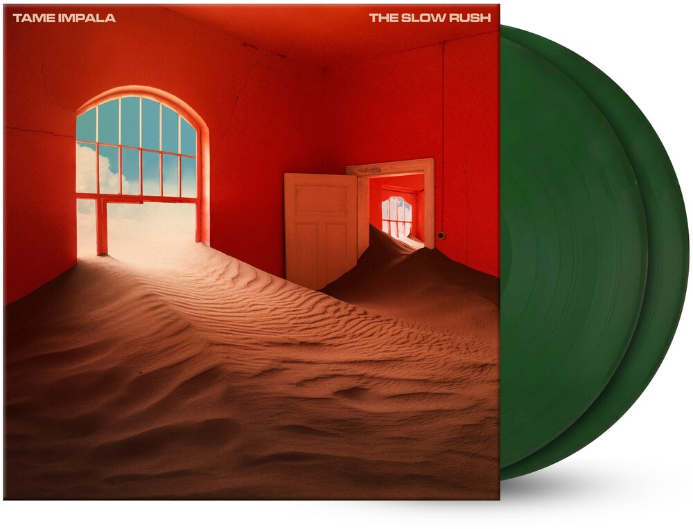 Tame Impala - The Slow Rush [Forest Green 2LP]