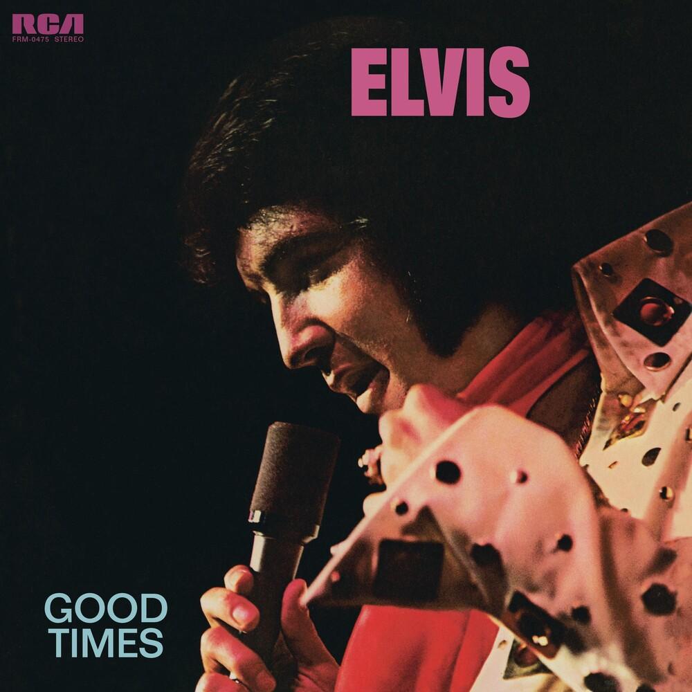 Elvis Presley - Good Times (Blue) [Colored Vinyl] (Gate) (Gol) [Limited Edition] [180 Gram]