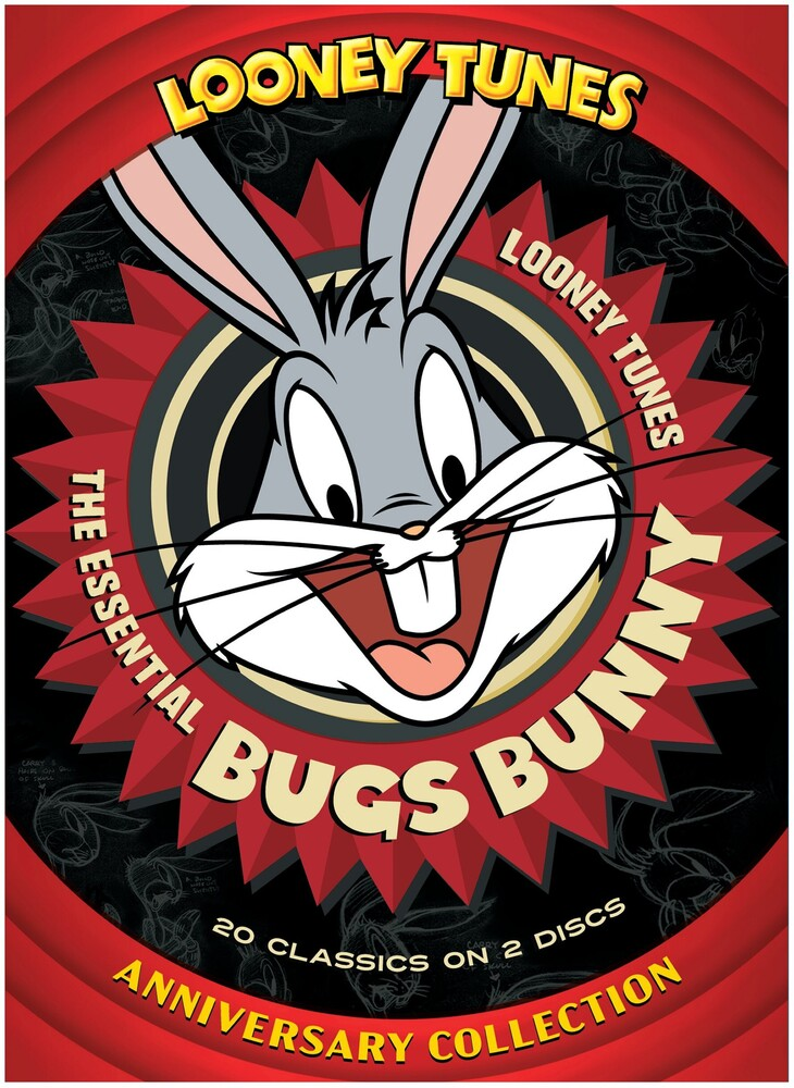 - Essential Bugs Bunny: Anniversary Collection (2pc)