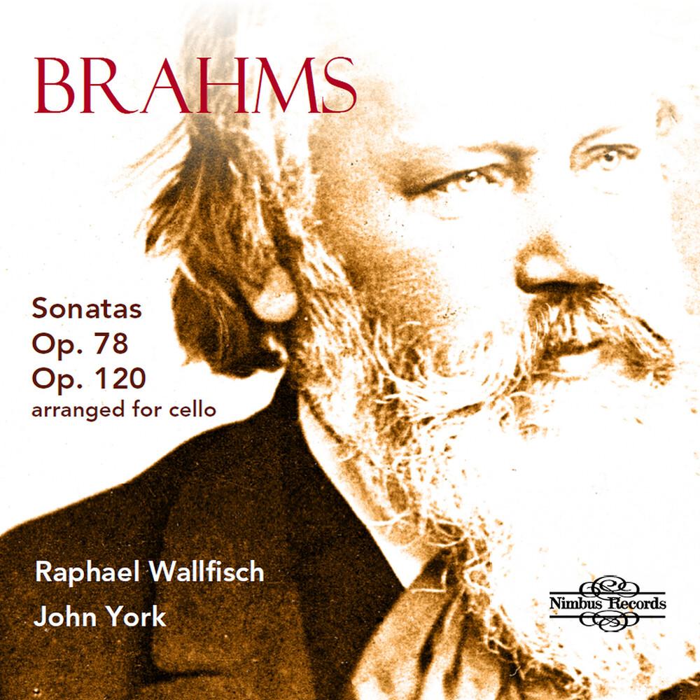 Brahms / Wallfisch / York - Sonatas 78 & 120