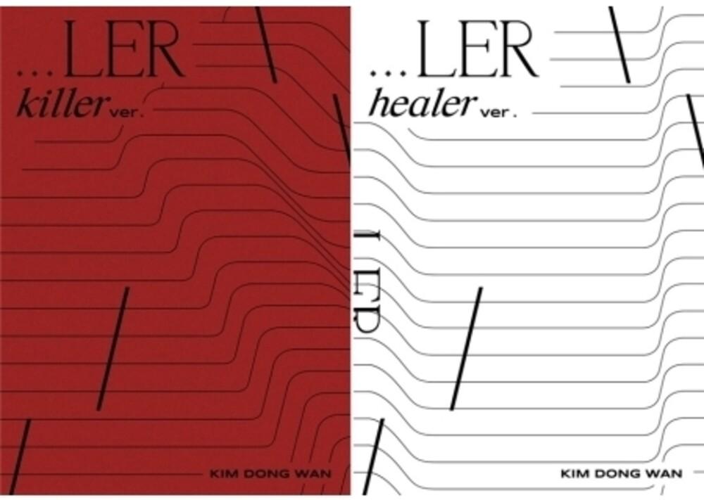 Kim Dong Wan - Ler (Mini Album) (Random Cover) (Pcrd) (Phob)