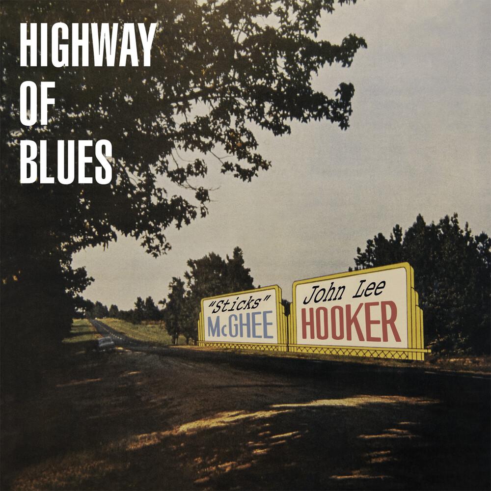 John Lee Hooker - Highway of the Blues