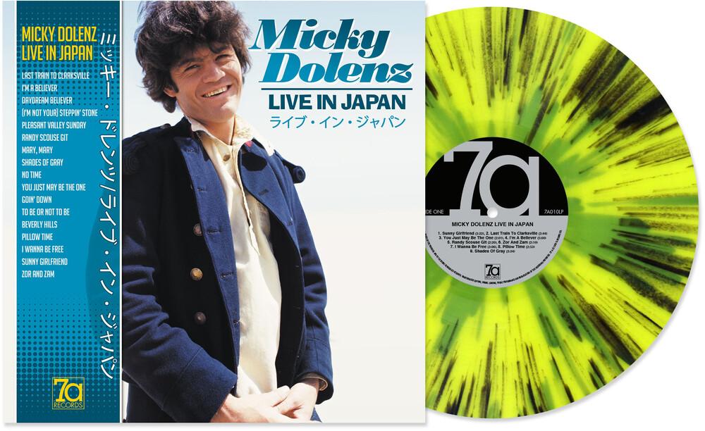 Micky Dolenz - Live In Japan (Colv) (Ltd) (Ogv) (Uk)