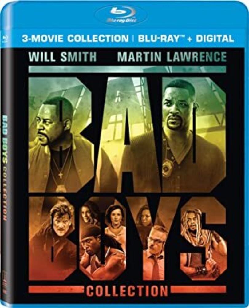 Bad Boys [Movie] - Bad Boys (1995) / Bad Boys for Life / Bad Boys II - Set