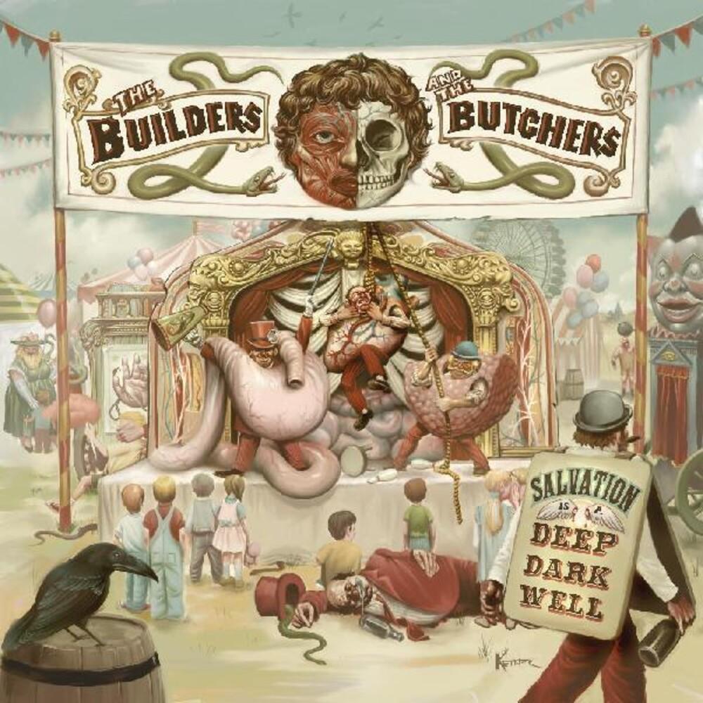 Builders & Butchers - Salvation Is A Deep Dark Well [Colored Vinyl] (Grn) [Indie Exclusive]