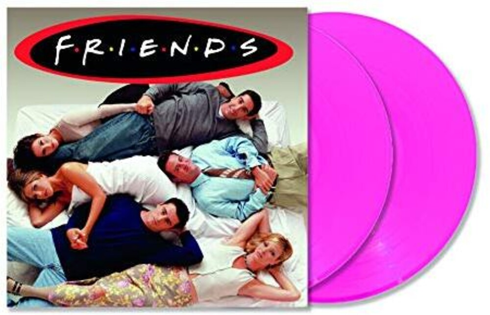 Various Artists - Friends: Original Soundtrack) [25th Anniversary Hot Pink 2LP]