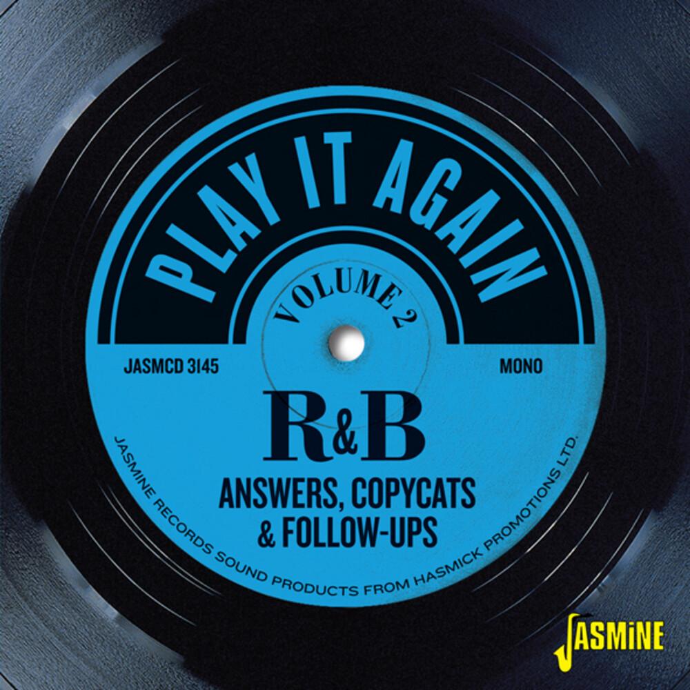 Play It Again Vol 2 R&B Answers Copycats & Follow - Play It Again Vol 2: R&B Answers Copycats & Follow