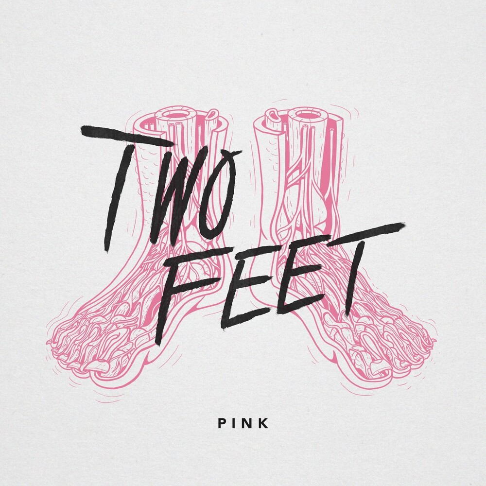 Two Feet - Pink [LP]