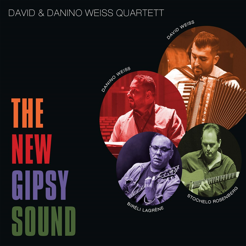 David Weiss & Danino - New Gipsy Sound