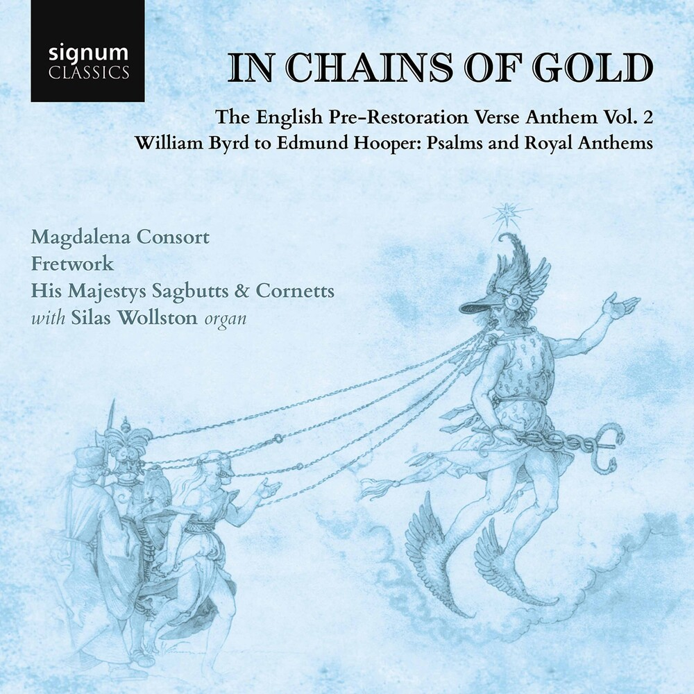 Magdalena Consort - In Chains Of Gold / Various