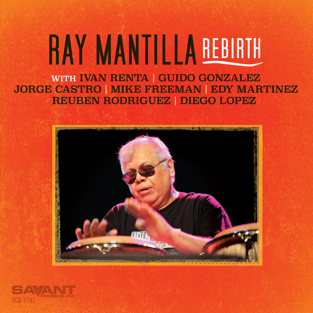 Ray Mantilla - Rebirth