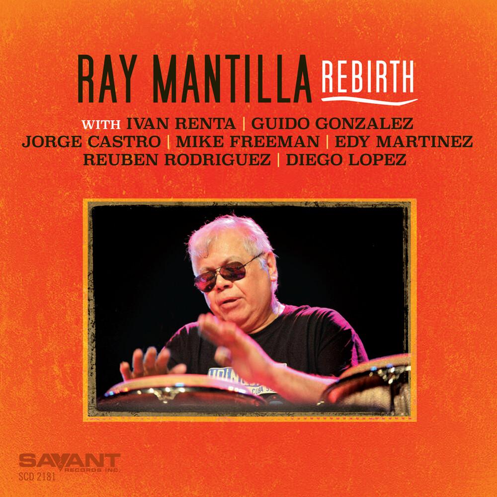 Ray Mantilla - Rebirth