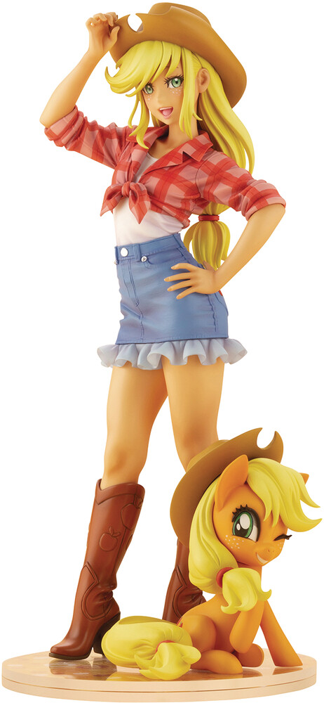 My Little Pony - Applejack Bishoujo Statue - Kotobukiya - My Little Pony - Applejack Bishoujo Statue
