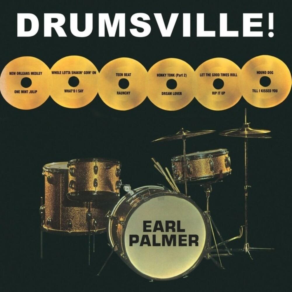 Earl Palmer - Drumsville