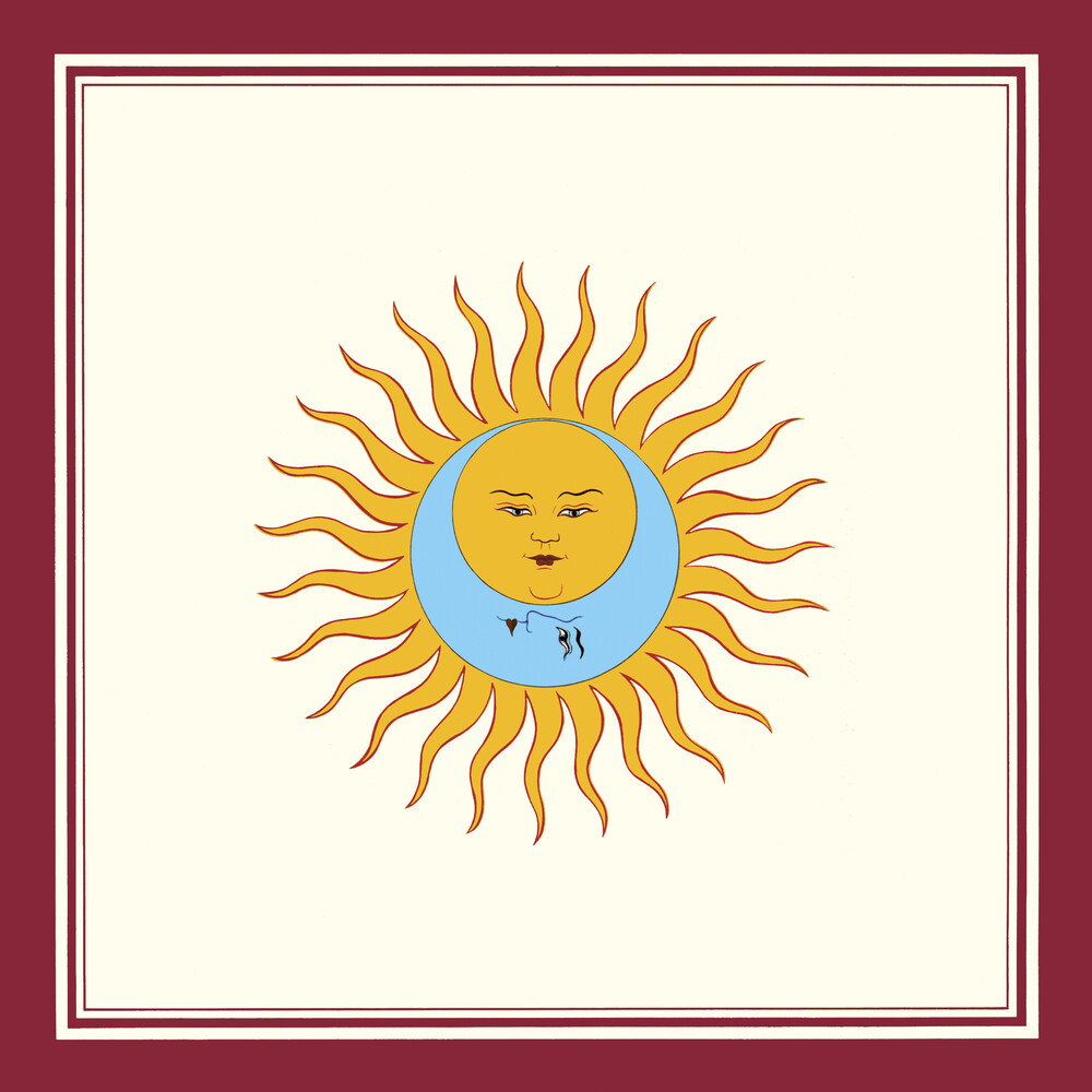 King Crimson - Larks Tongues In Aspic (Remixed By Wilson & Fripp)