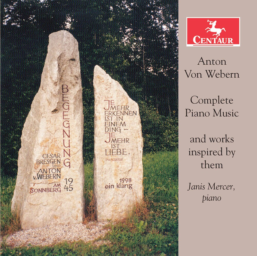 Janis Mercer - Complete Piano Music / Various
